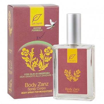 Body Zanz - Antizanzare BIO&VEGAN