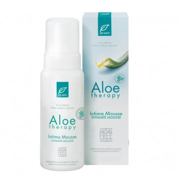 Intima Mousse Aloe Therapy BIO&VEGAN