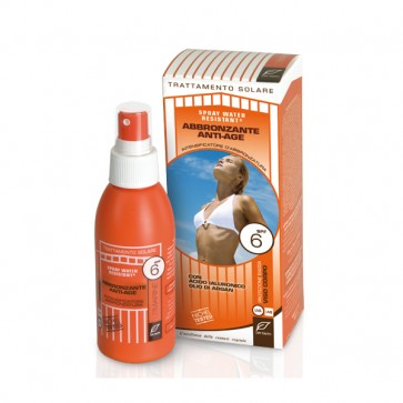 Spray Abbronzante Anti-Age SPF6 - Le Marine