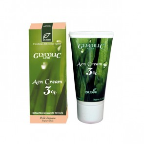 Crema 3% - Acn Cream - Glycolic Acid