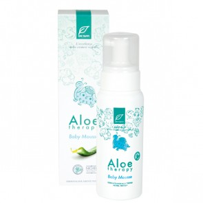 Baby Mousse BIO & VEGAN - Aloe Therapy Baby