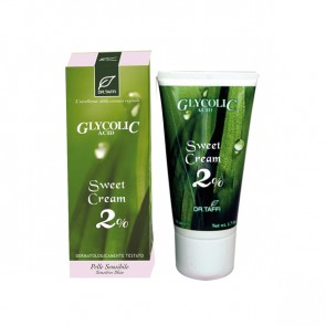 Crema 2% - Sweet Cream - Glycolic Acid